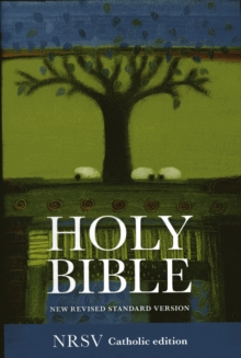 Catholic Bible: New Revised Standard Version : NRSV Anglicized Edition with Apocrypha, Hardback Book