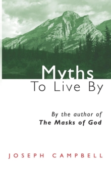 Myths to Live by, Paperback Book