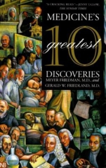Medicine's 10 Greatest Discoveries, Paperback Book