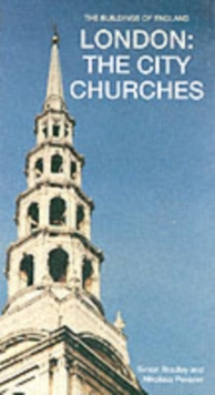 London : The City Churches, Paperback Book