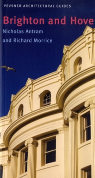 Brighton and Hove : Pevsner City Guide, Paperback Book
