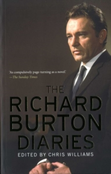 The Richard Burton Diaries, Paperback Book