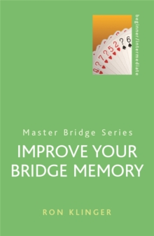 Improve Your Bridge Memory, Paperback Book