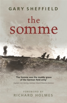 The Somme : A New History, Paperback Book