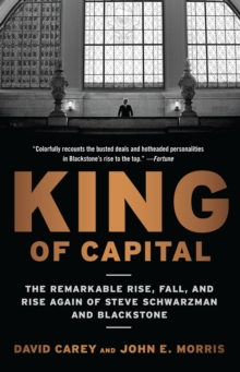 King Of Capital, Paperback Book