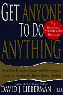 Get Anyone to Do Anything, Paperback Book