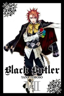 Black Butler, Vol. 7, Paperback Book