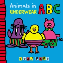 Animals In Underwear ABC, Hardback Book