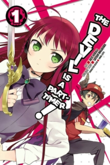 The Devil Is a Part-Timer!, Vol. 1 (manga), Paperback Book