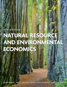 Natural Resource and Environmental Economics, Paperback Book