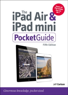The iPad and iPad Mini Pocket Guide, Paperback Book