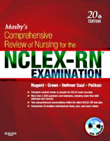 Mosby's Comprehensive Review of Nursing for the NCLEX-RN� Examination, Paperback Book