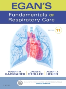 Egan's Fundamentals of Respiratory Care, Hardback Book