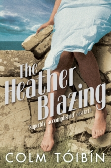 The Heather Blazing, Paperback Book