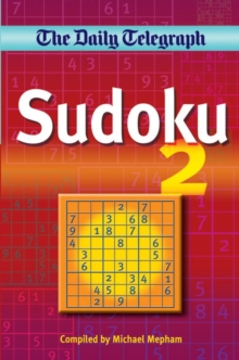 "The ""Daily Telegraph"" Sudoku 2, Paperback Book"