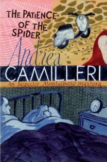 The Patience of the Spider, Paperback Book