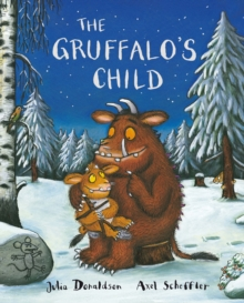 The Gruffalo's Child, Paperback Book