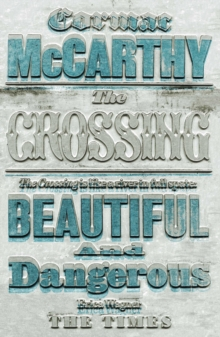 The Crossing, Paperback Book
