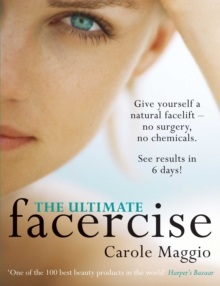 The Ultimate Facercise, Paperback Book