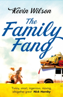 The Family Fang, Paperback Book