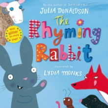 The Rhyming Rabbit, Paperback Book