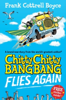 Chitty Chitty Bang Bang 1: Flies Again, Paperback Book