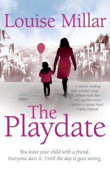 The Playdate, Paperback Book