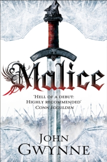 Malice : Book One of the Faithful and the Fallen, Paperback Book
