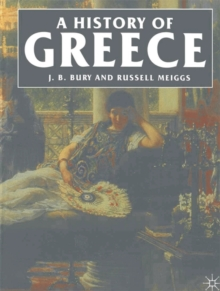 A History of Greece, Paperback Book