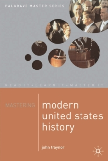 Mastering Modern United States History, Paperback Book
