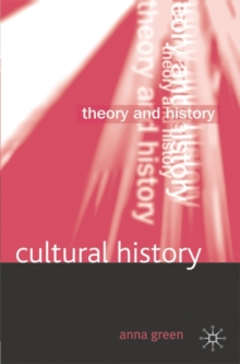 Cultural History, Paperback Book