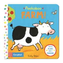 Peekaboo Farm!, Board book Book
