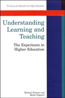 Understanding Learning And Teaching, Paperback Book