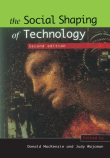 The Social Shaping of Technology, Paperback Book