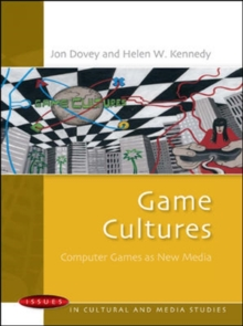 Game Cultures: Computer Games as New Media, Paperback Book