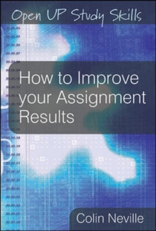 How to Improve Your Assignment Results, Paperback Book
