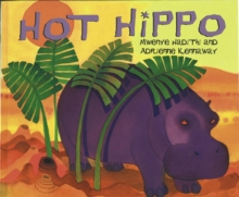 Hot Hippo, Paperback Book