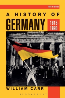 A History of Germany, 1815-1990, Paperback Book
