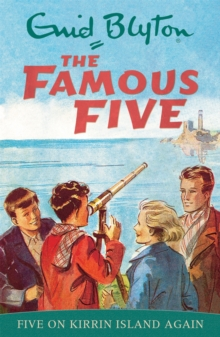 Five On Kirrin Island Again : Classic cover edition - book 6, Paperback Book