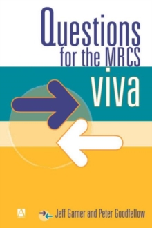 Questions for the Mrcs Viva, Paperback Book