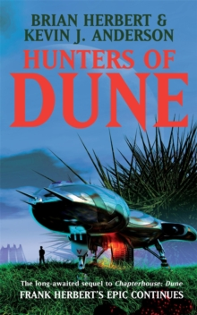 Hunters of Dune, Paperback Book