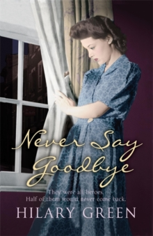 Never Say Goodbye, Paperback Book