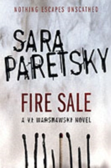 Fire Sale, Hardback Book