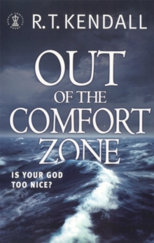 Out of the Comfort Zone: is Your God Too Nice?, Paperback Book