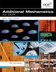 Additional Mathematics for OCR, Paperback Book