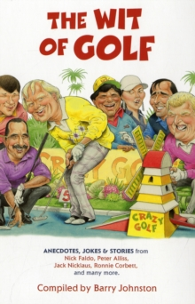 The Wit of Golf, Paperback Book