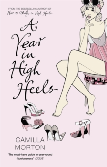 A Year in High Heels, Paperback Book