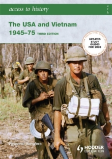 Access to History: The USA and Vietnam 1945-75, Paperback Book