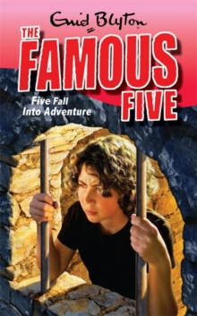 Five Fall Into Adventure : Book 9, Paperback Book