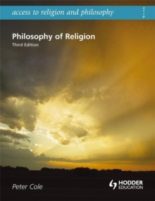 Access to Religion and Philosophy: Philosophy of Religion, Paperback Book